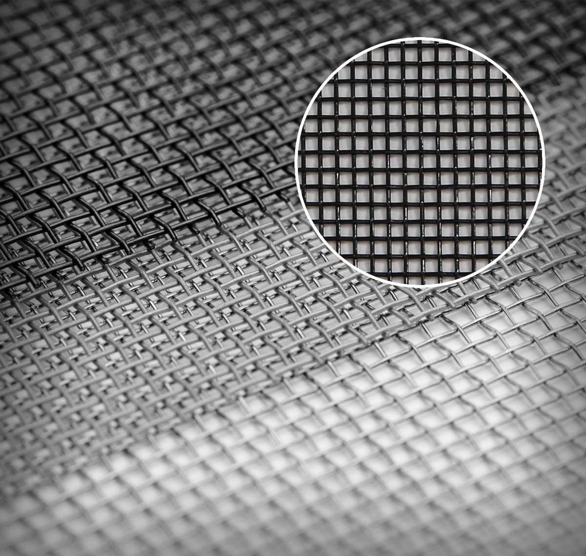 Stainless Steel Woven Wire Mesh Archives - Jiten Plastics Pleated ...